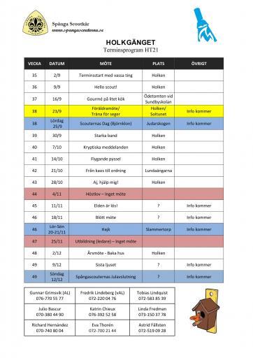 HT21 Terminsprogram Holkgänget scouternas version